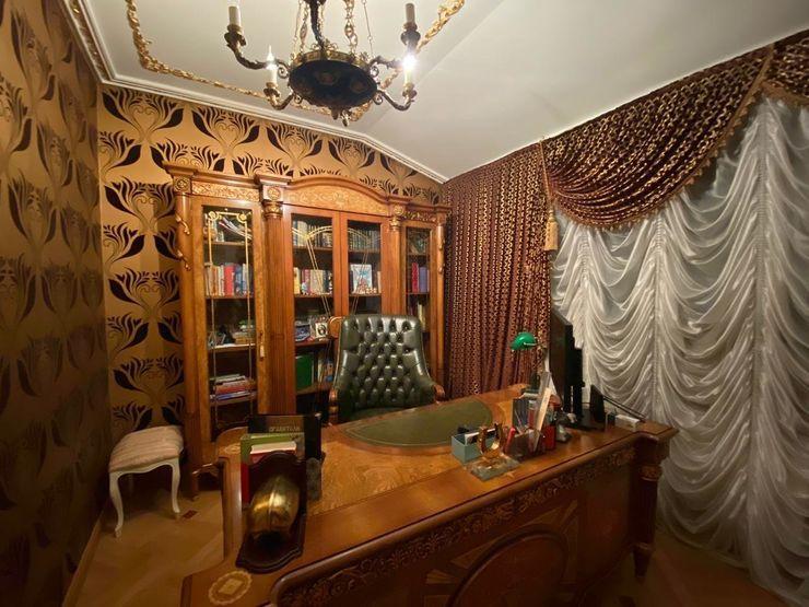 В Нижнем Новгороде выставлена на продажу квартира с «королевским интерьером» за 40 млн 1