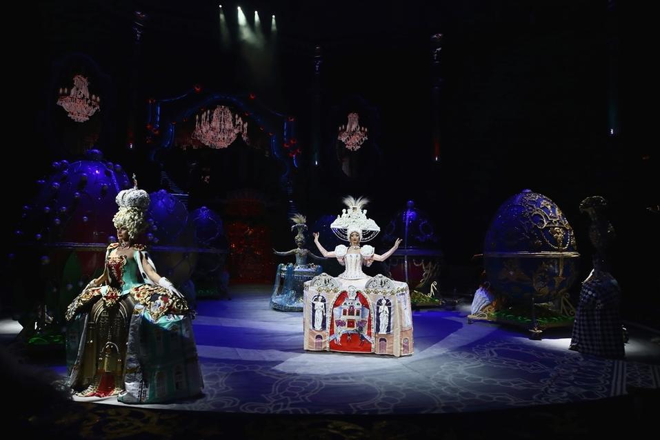 Нижегородский цирк откроется с 27 февраля новым шоу Гии Эрадзе «Бурлеск» (0+) 1