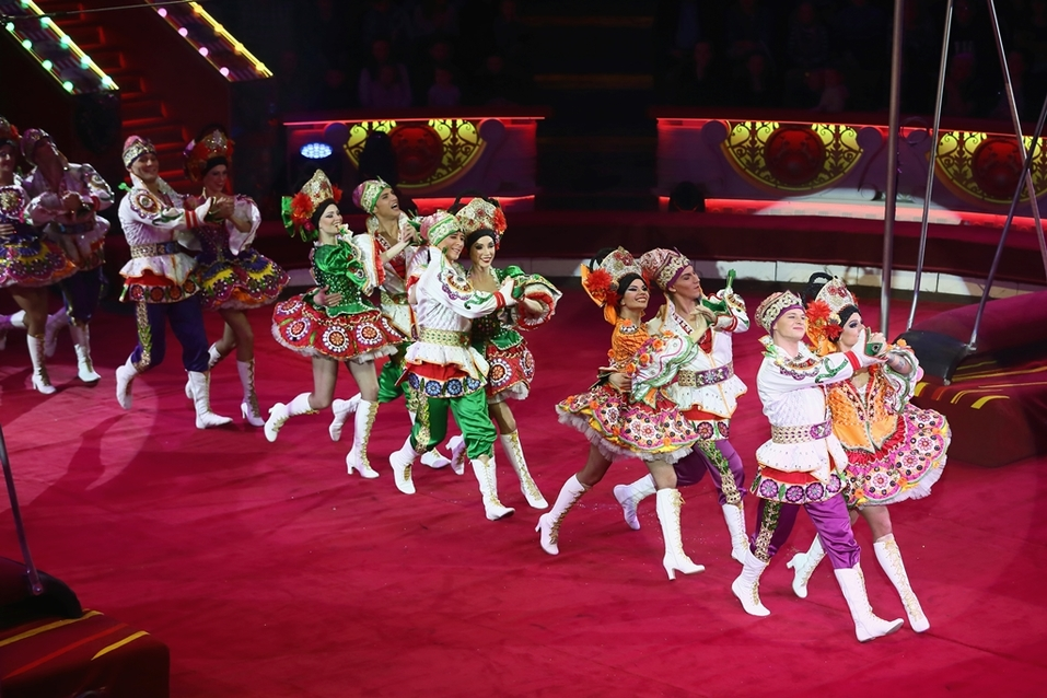 Нижегородский цирк откроется с 27 февраля новым шоу Гии Эрадзе «Бурлеск» (0+) 3