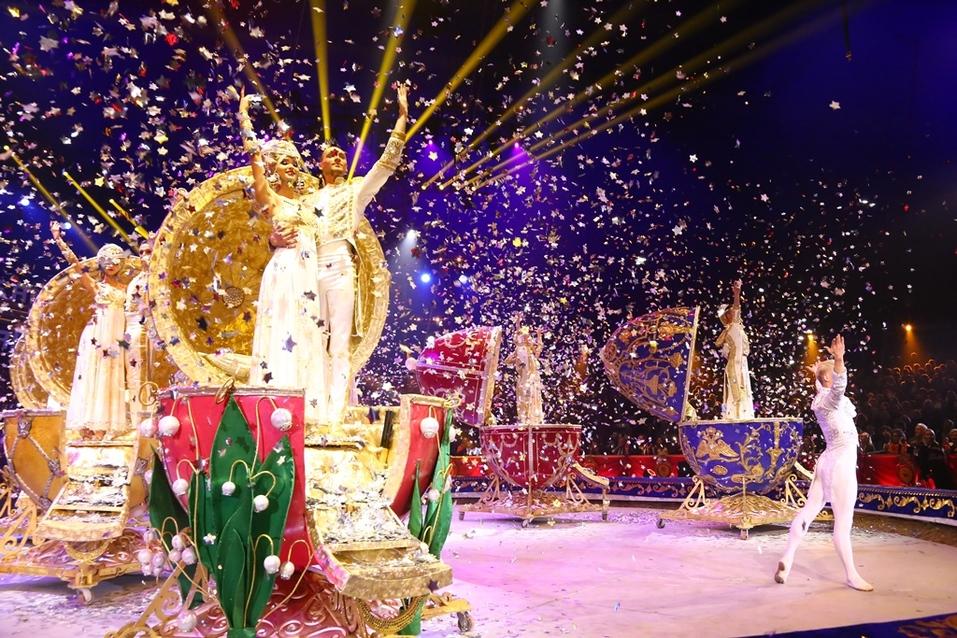 Нижегородский цирк откроется с 27 февраля новым шоу Гии Эрадзе «Бурлеск» (0+) 2