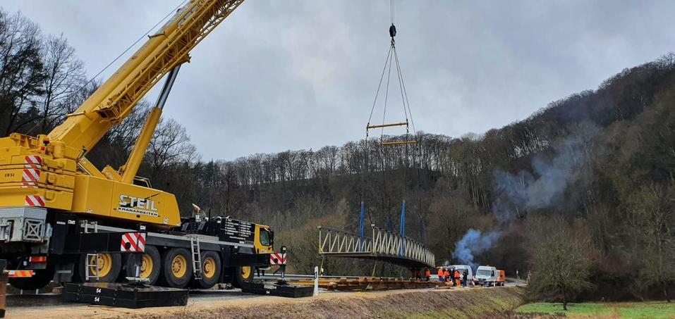 В России может появиться первый автомобильный мост из алюминия 2