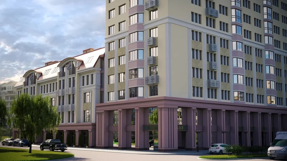 Дом с историей. ЖК «Континенталь» — для влюбленных в Нижний Новгород 3