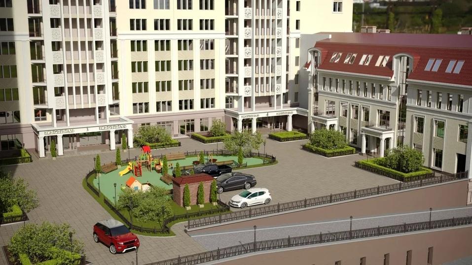 Дом с историей. ЖК «Континенталь» — для влюбленных в Нижний Новгород 5
