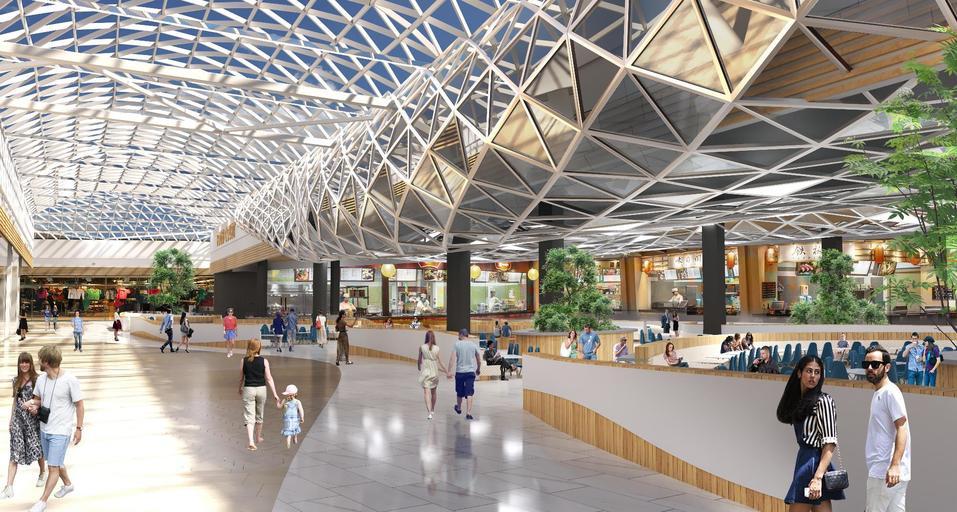 В ТРЦ «Veer Mall», который строит УГМК, откроется почти 20 ресторанов и кафе 2