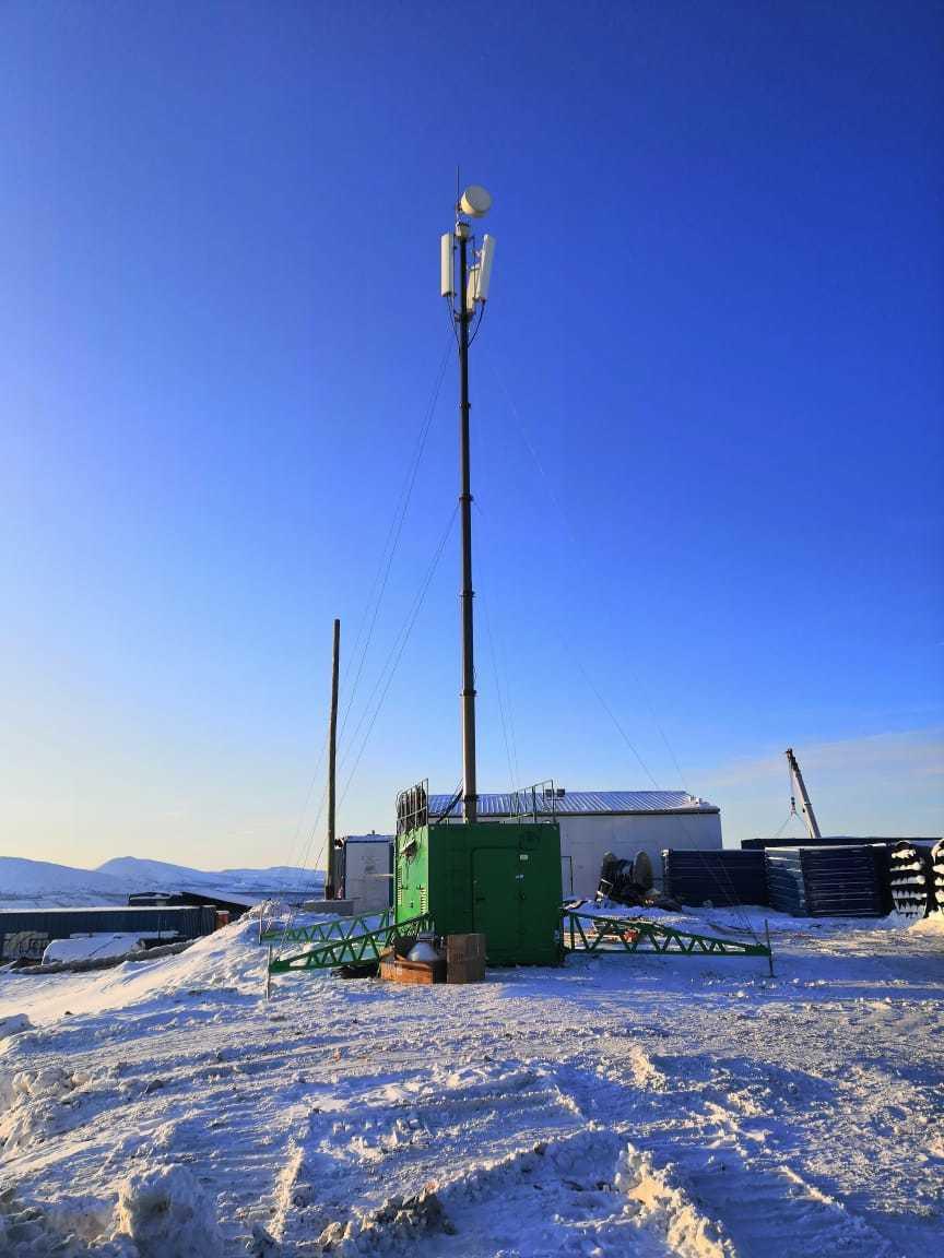 МегаФон создает Private LTE на крупнейшем в Евразии месторождении меди 1