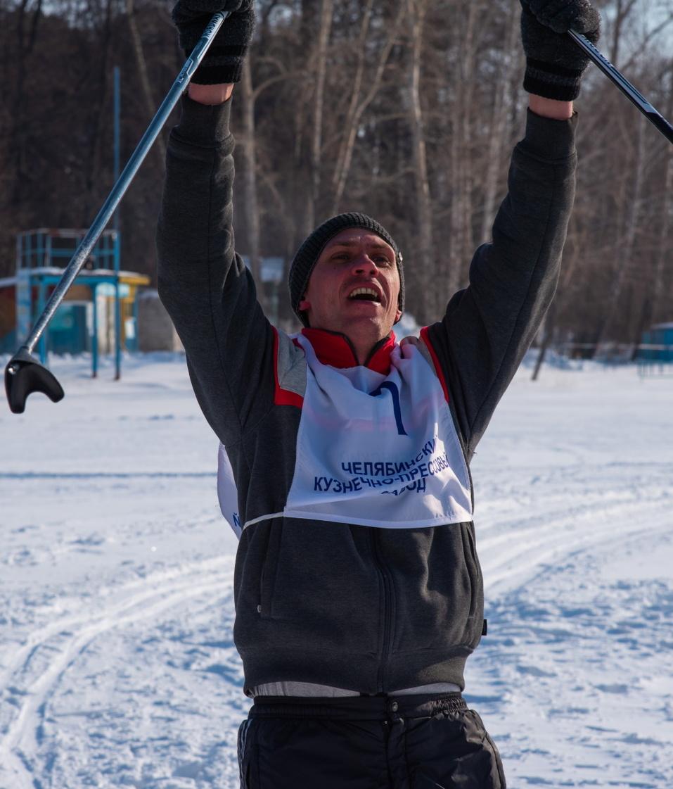Традиция проводить «командирскую лыжню» появилась на ЧКПЗ ещё в прошлом столетии 2