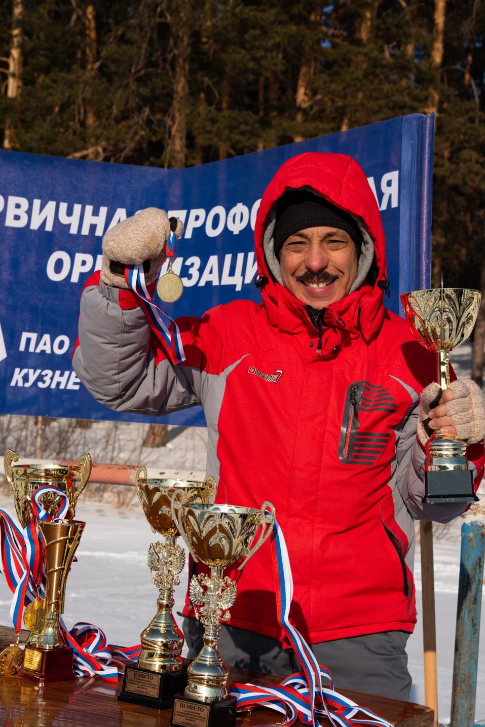 Традиция проводить «командирскую лыжню» появилась на ЧКПЗ ещё в прошлом столетии 1