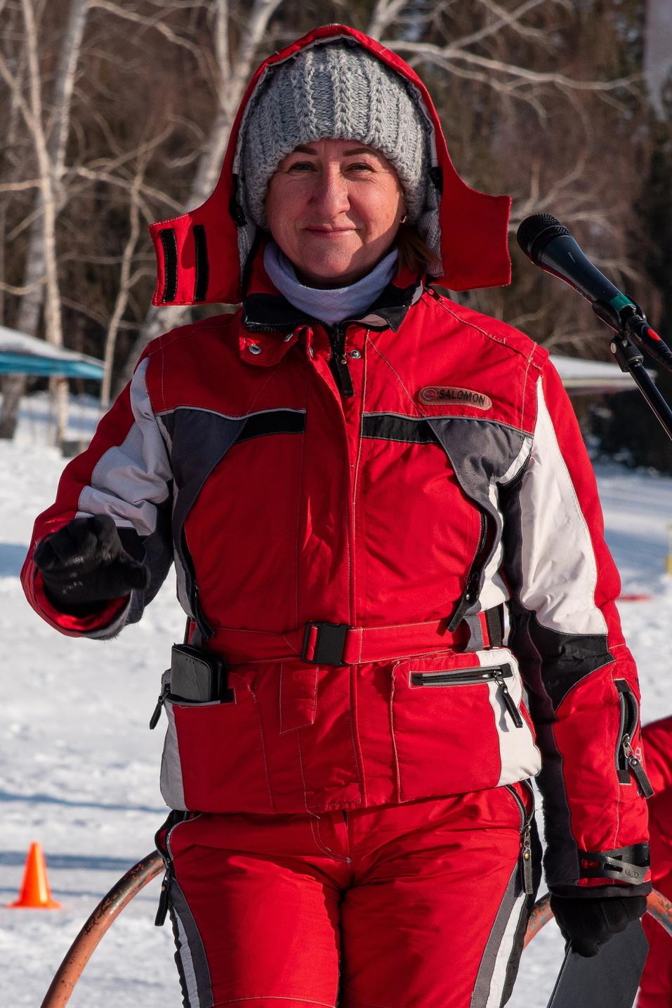 Традиция проводить «командирскую лыжню» появилась на ЧКПЗ ещё в прошлом столетии 3