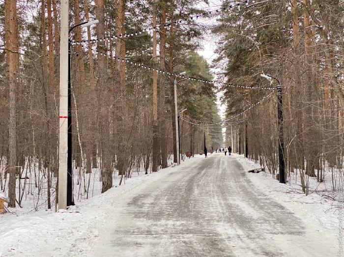 «Перевести очередную порцию бюджета»: челябинский урбанист раскритиковал тропу за 10 млн 2