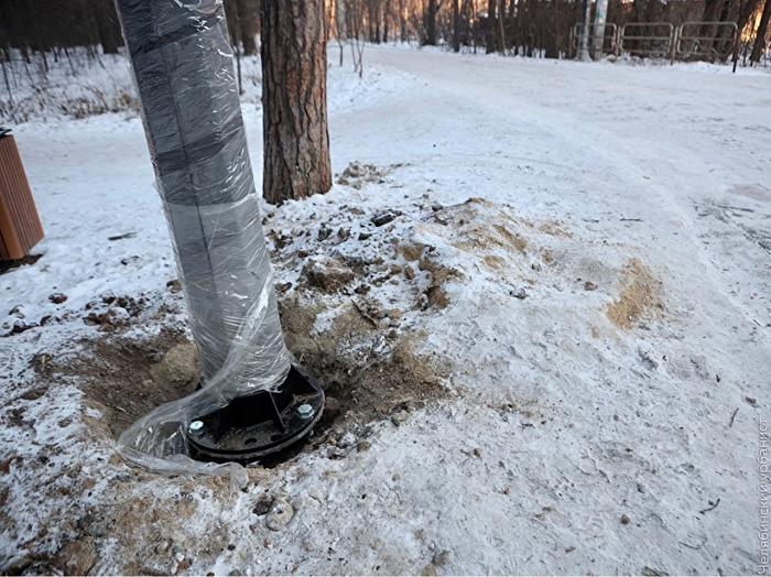 «Перевести очередную порцию бюджета»: челябинский урбанист раскритиковал тропу за 10 млн 3