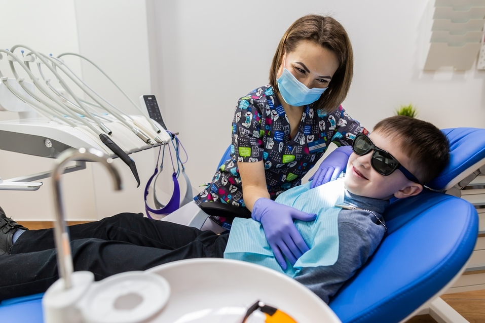 Без боли и страха: как устроена новая детская стоматология «Белый кит»? 14