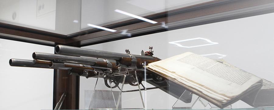 Пистолеты-карабины