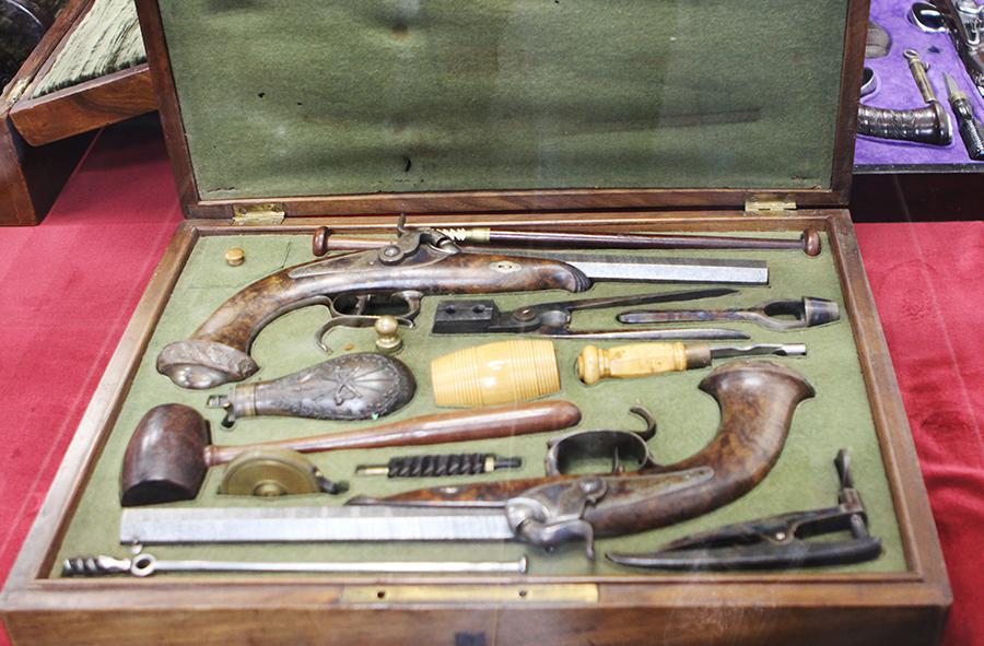 Пистолеты пиратов