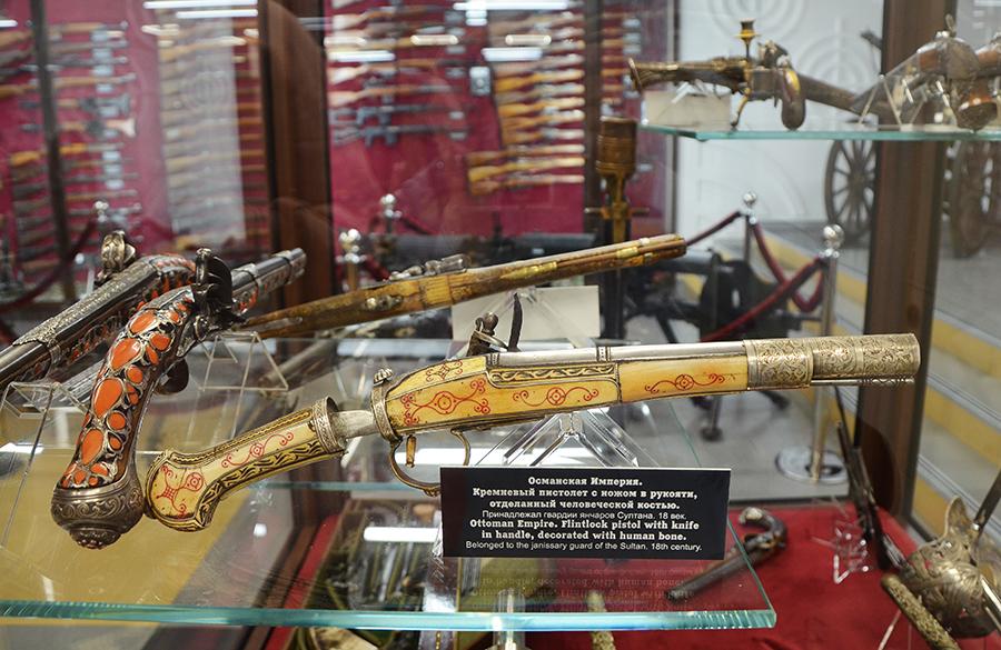 Пистолет Османской империи