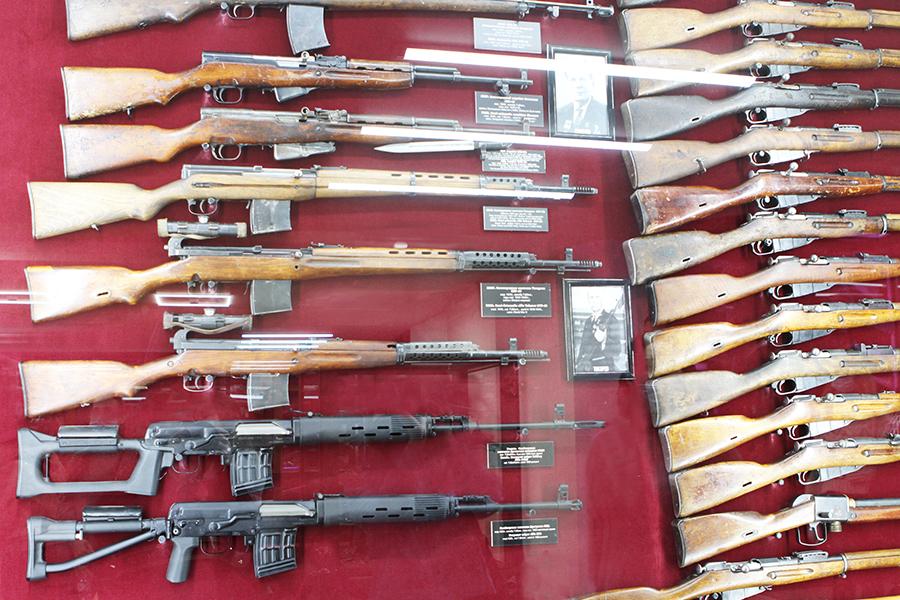 Вампиры, шпионки, пираты и еретики. Экскурсия DK.RU в частный музей оружия Игоря Алтушкина 2