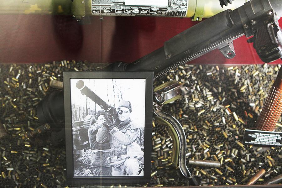 Вампиры, шпионки, пираты и еретики. Экскурсия DK.RU в частный музей оружия Игоря Алтушкина 3