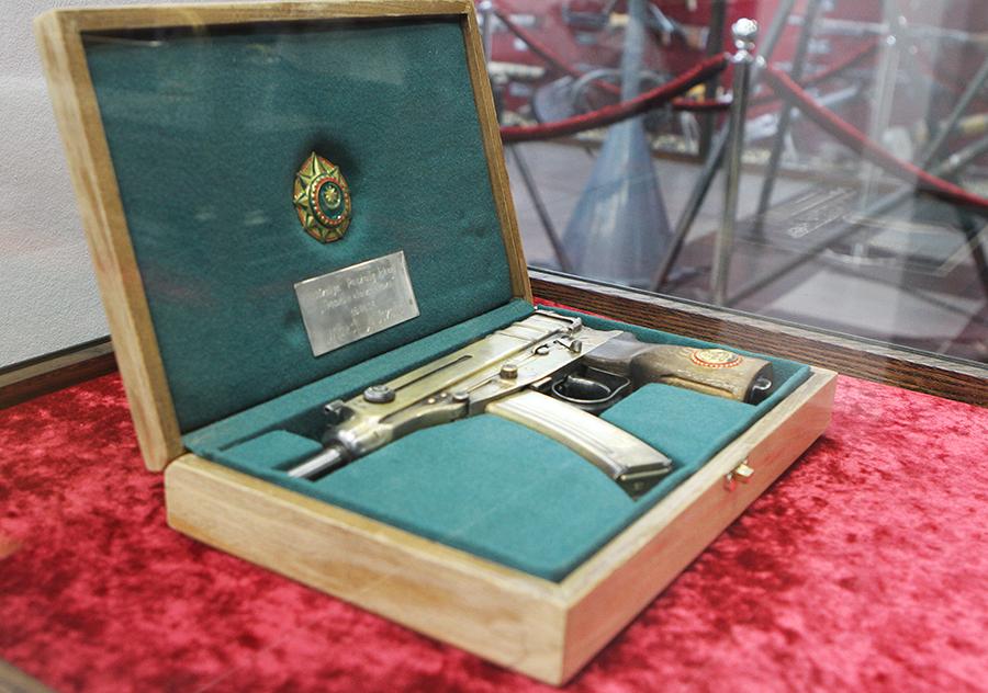 Подарок Джохара Дудаева защитнику Грозного
