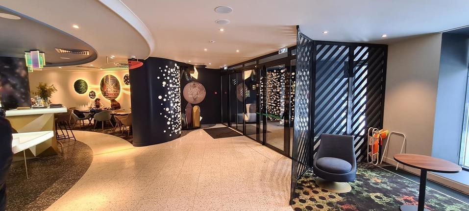 В Челябинске на улице Лесопарковой откроется гостиница международной сети  1