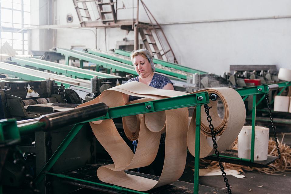 Производство палочек