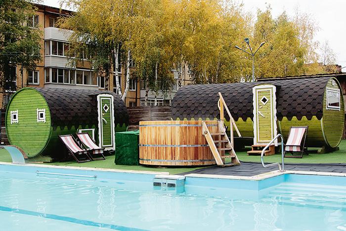 В Красноярске строится термальный бассейн под открытым небом 2