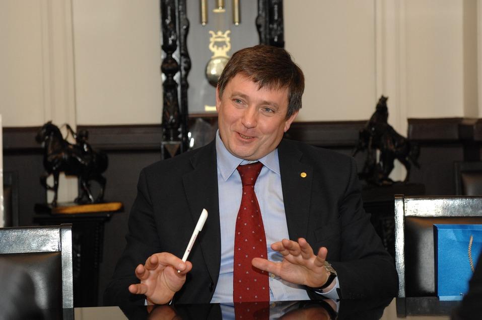 Виктор Кокшаров: «По количеству бюджетных мест мы уже обошли МГУ» 4