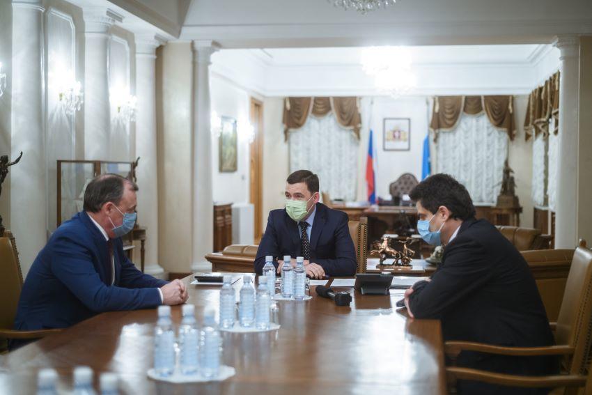 Алексей Орлов, Евгений Куйвашев, Александр Высокинский