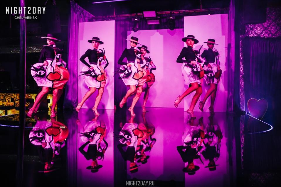 Концерт экс-солиста группы «Лесоповал» и шоу в ритме non-stop: новый сезон в Show Girls 1