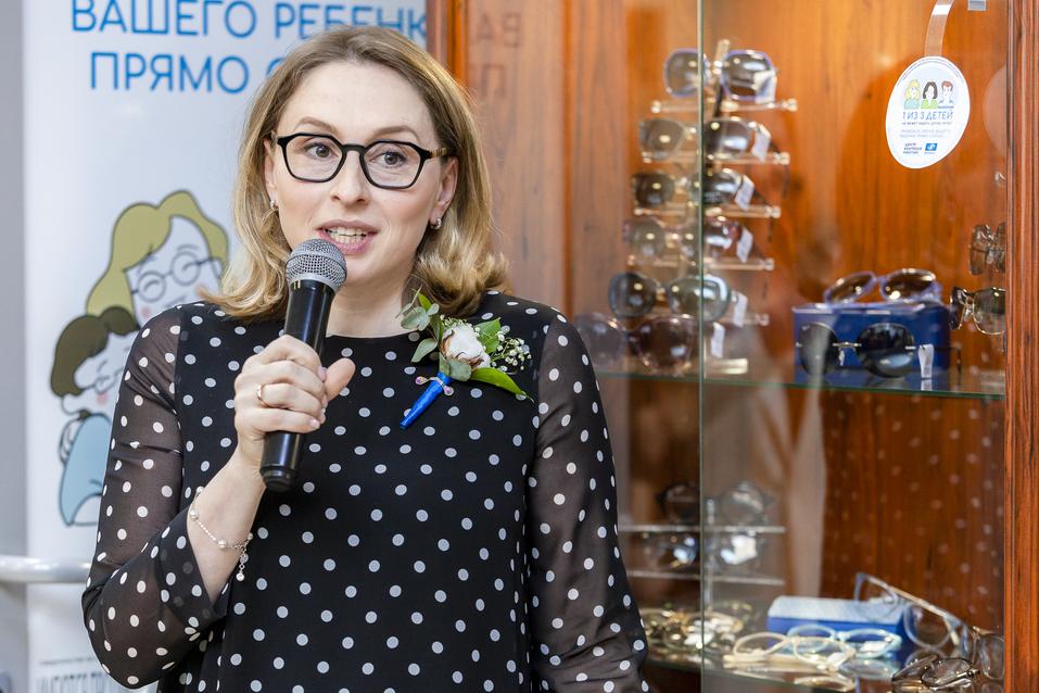 Первый в России «Центр Контроля Миопии» открылся в Челябинске 5
