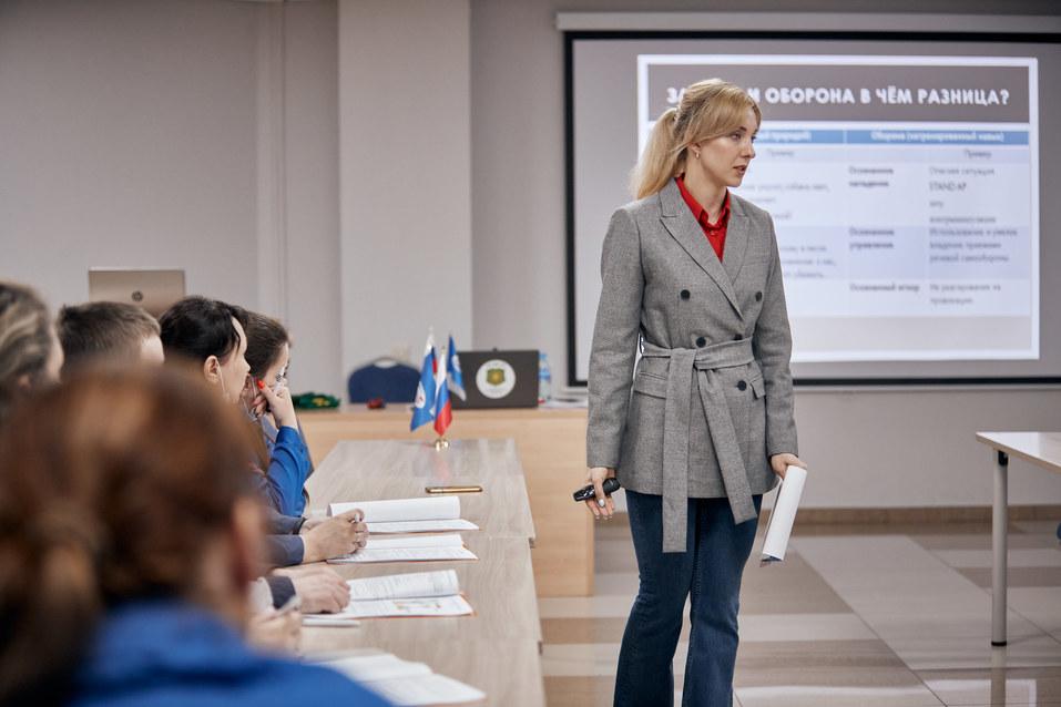 Никаких конфликтов. Слесари «Екатеринбурггаза» прошли обучение по клиентоориентированности 2