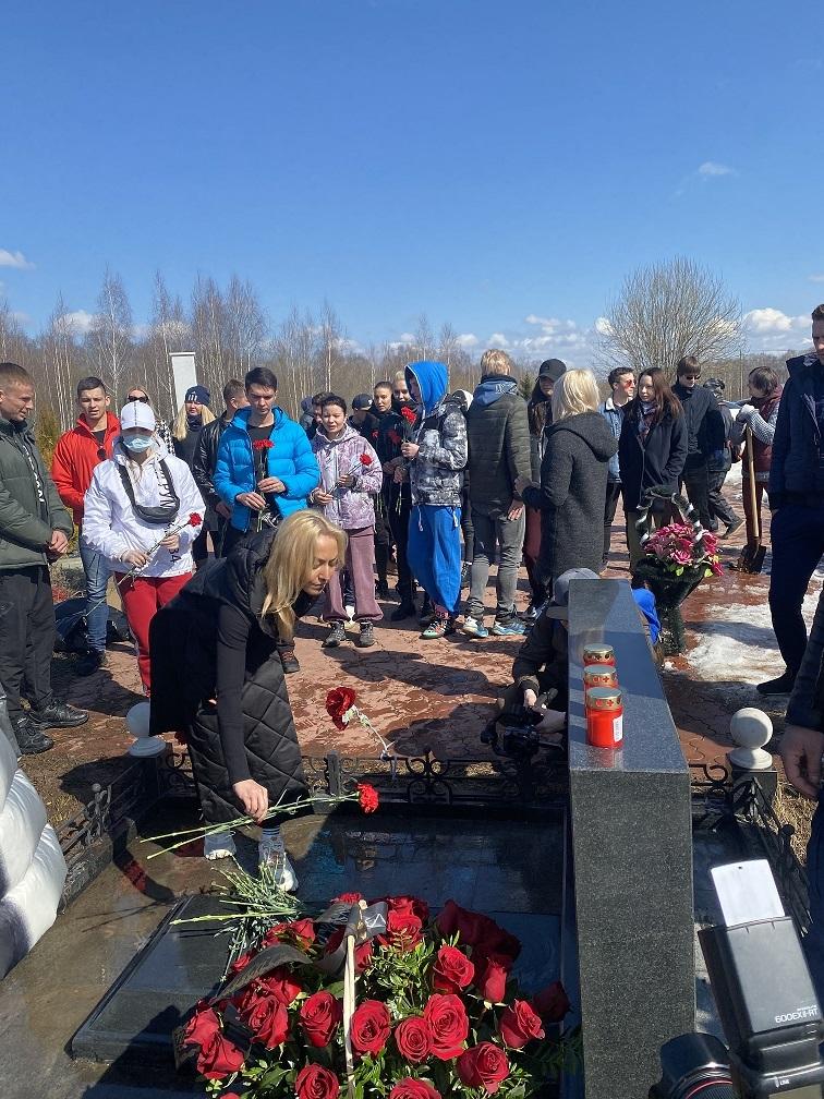 В Нижнем Новгороде прошла акция памяти Маргариты Назаровой 3