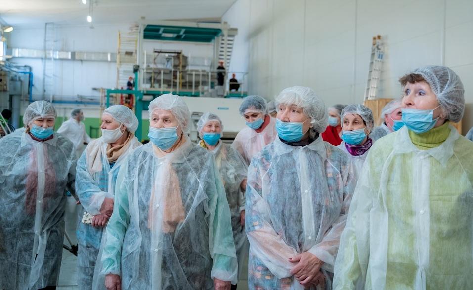 Будущее MAKFA в надежных руках: компания рассказала ветеранам о инвестиционной программе 1