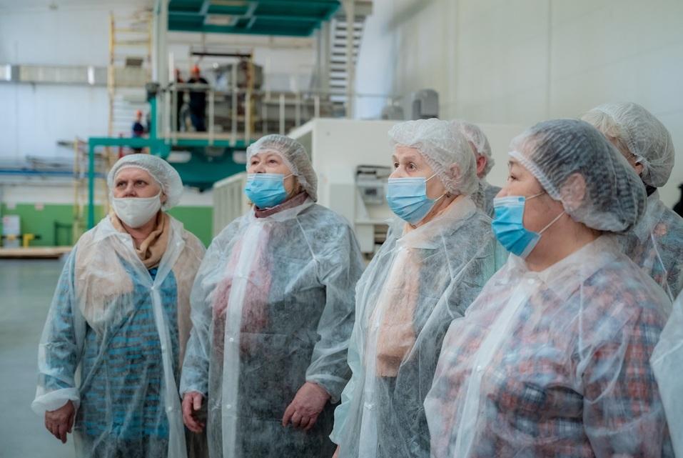Будущее MAKFA в надежных руках: компания рассказала ветеранам о инвестиционной программе 3