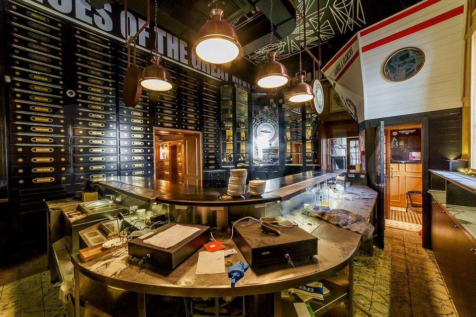 Готовый бизнес за 16,5 млн. В Нижнем Новгороде продается кафе-бар «Марк Твен»  2