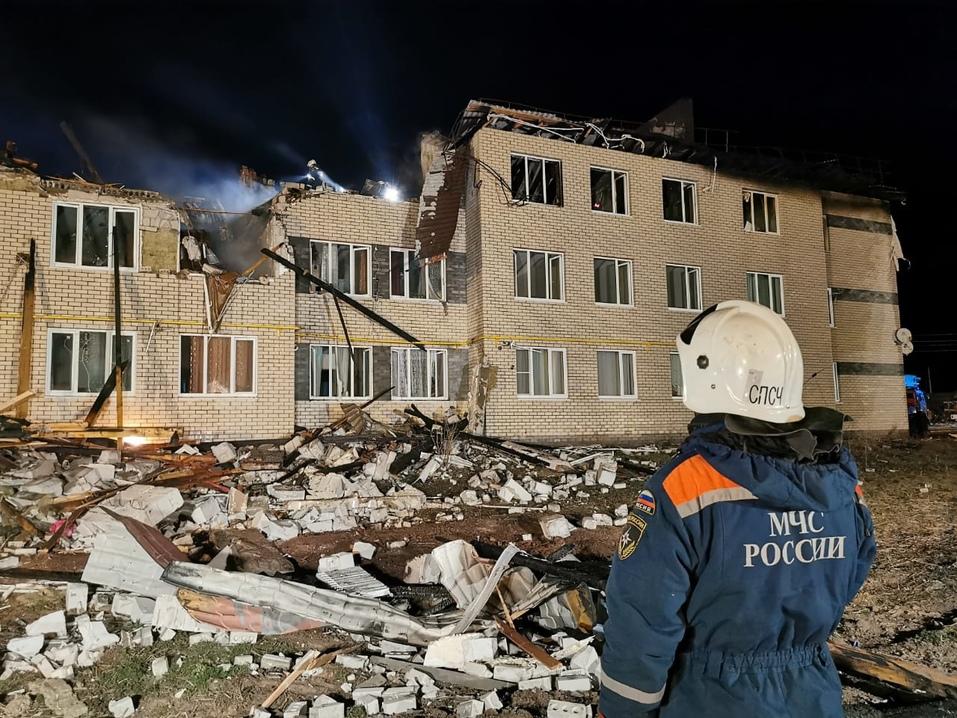 Разрушенный дом и более 8 пострадавших: главное о взрыве газа в Нижегородской области 1