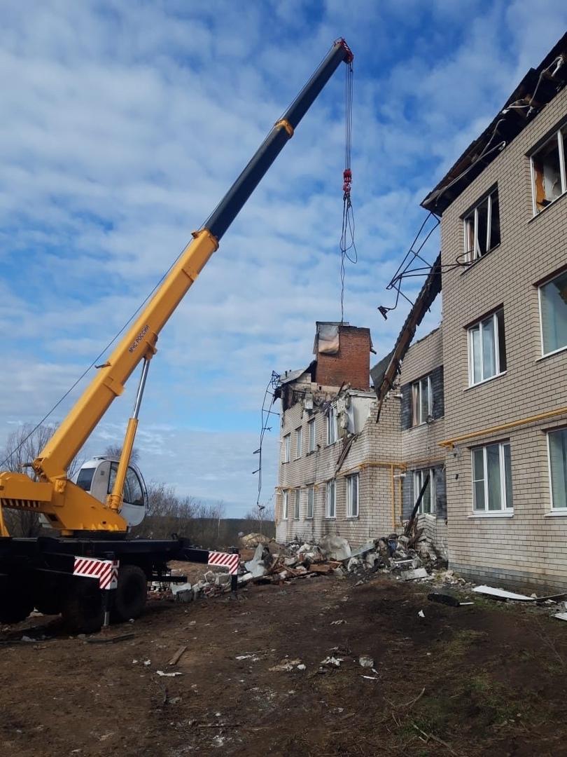 Следственный комитет задержал двух человек по делу о взрыве в Нижегородской области 1