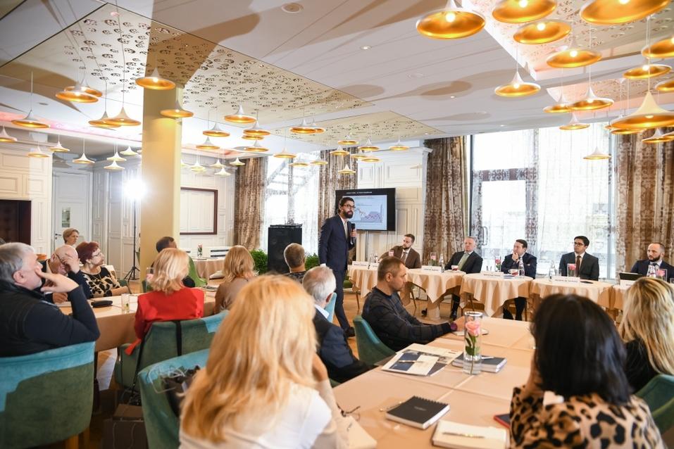 Команда топ-менеджеров General Invest провела бизнес-завтрак для бизнесменов Сибири  6