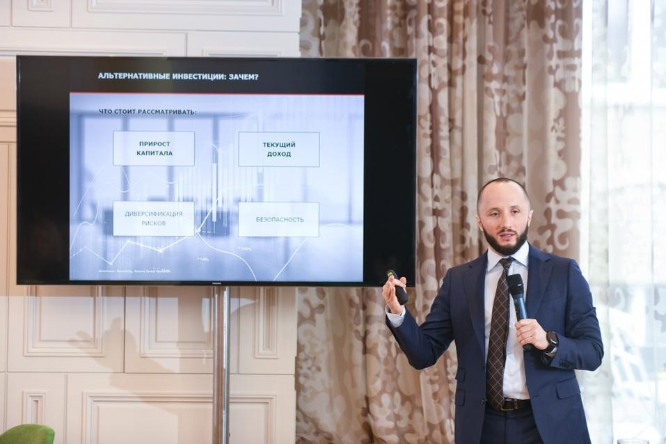 Команда топ-менеджеров General Invest провела бизнес-завтрак для бизнесменов Сибири  8
