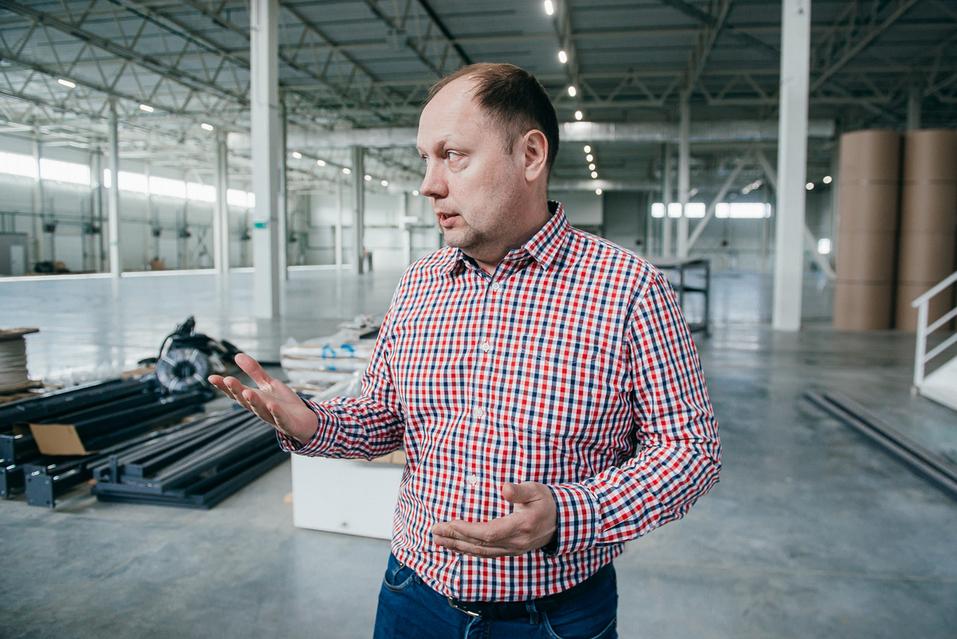 Сергей Шолдышев, коммерческий директор