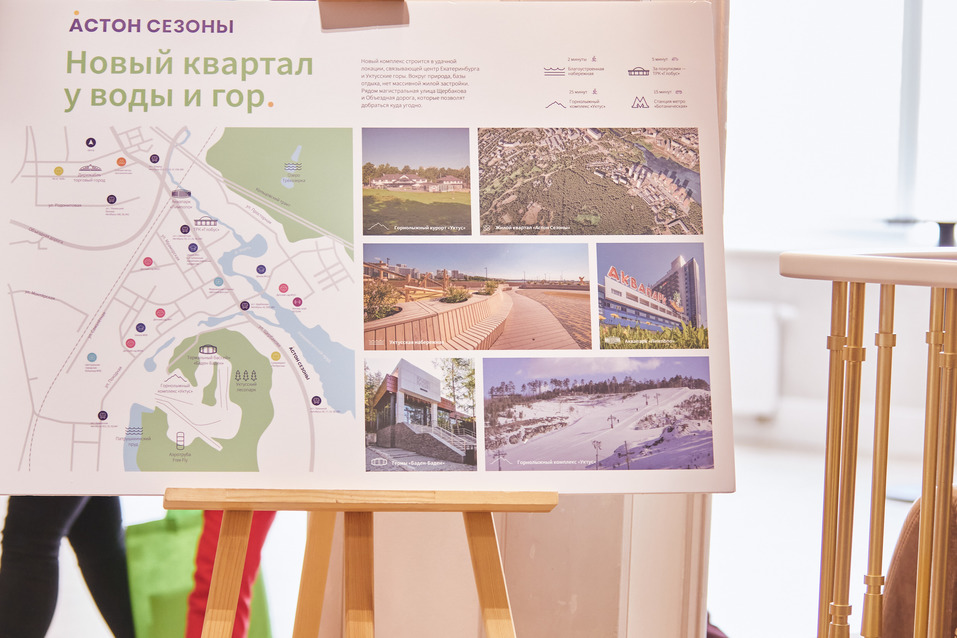 Парящие террасы и досуг на любой выбор: каким будет новый квартал на берегу Исети  1