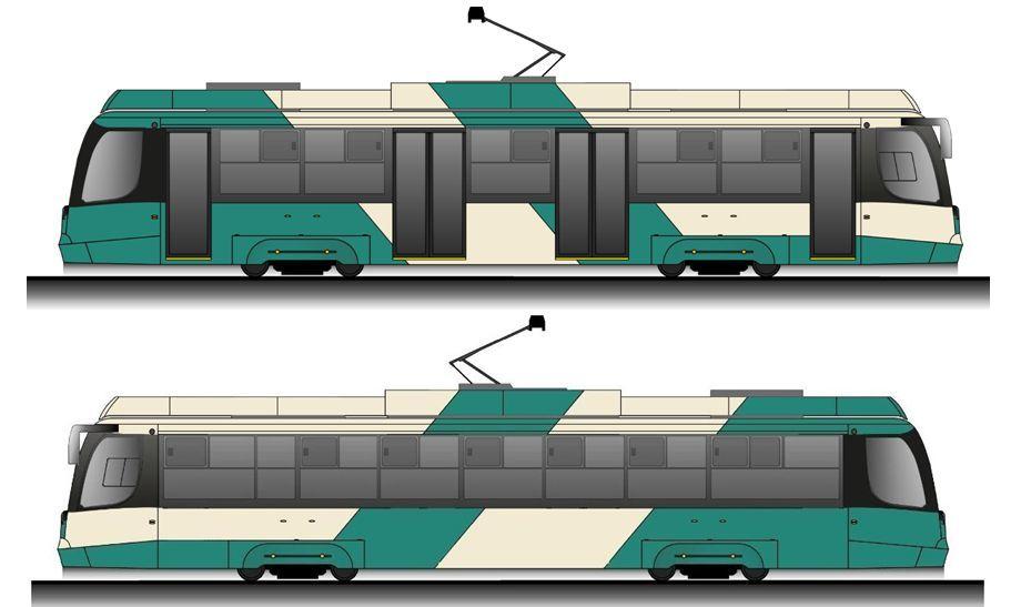 Челябинские транспортники подписали контракт с «Синарой» на поставку 30 новых трамваев 1