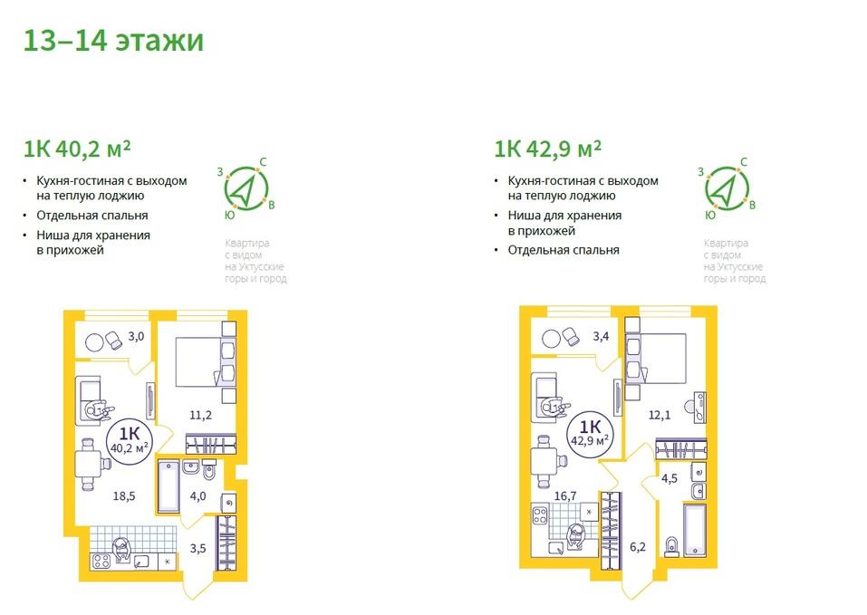 Парящие террасы и досуг на любой выбор: каким будет новый квартал на берегу Исети  8