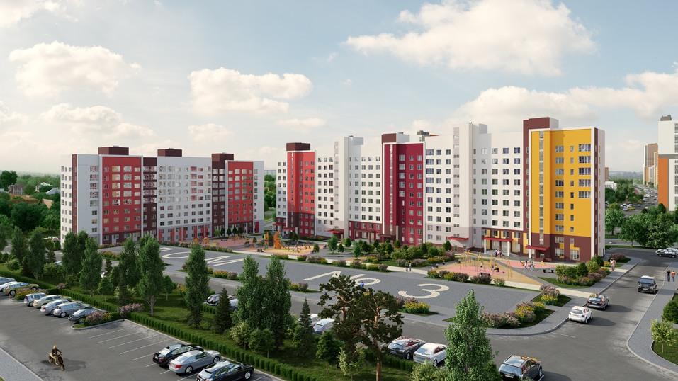 Начались продажи квартир во второй очереди ЖК «Новая Кузнечиха» 1