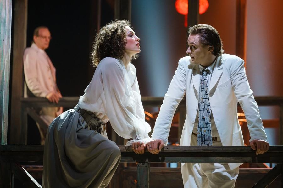 Все по Чехову: в театре Пушкина поставили спектакль «Без названия» о любви и деньгах  1