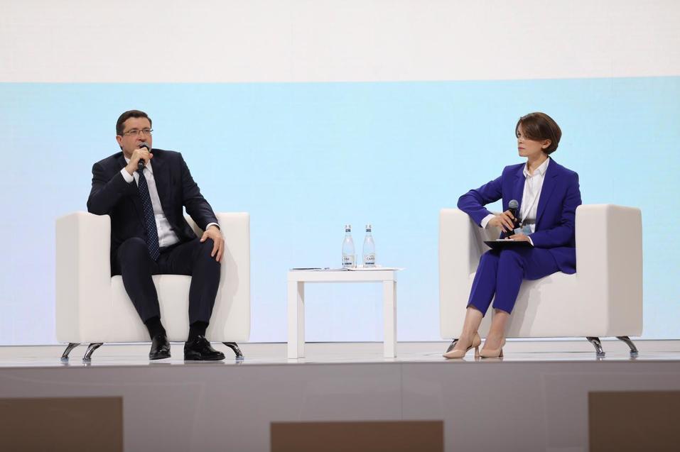 «Открытый диалог»: о чем губернатор три часа разговаривал с предпринимателями 30 апреля? 3
