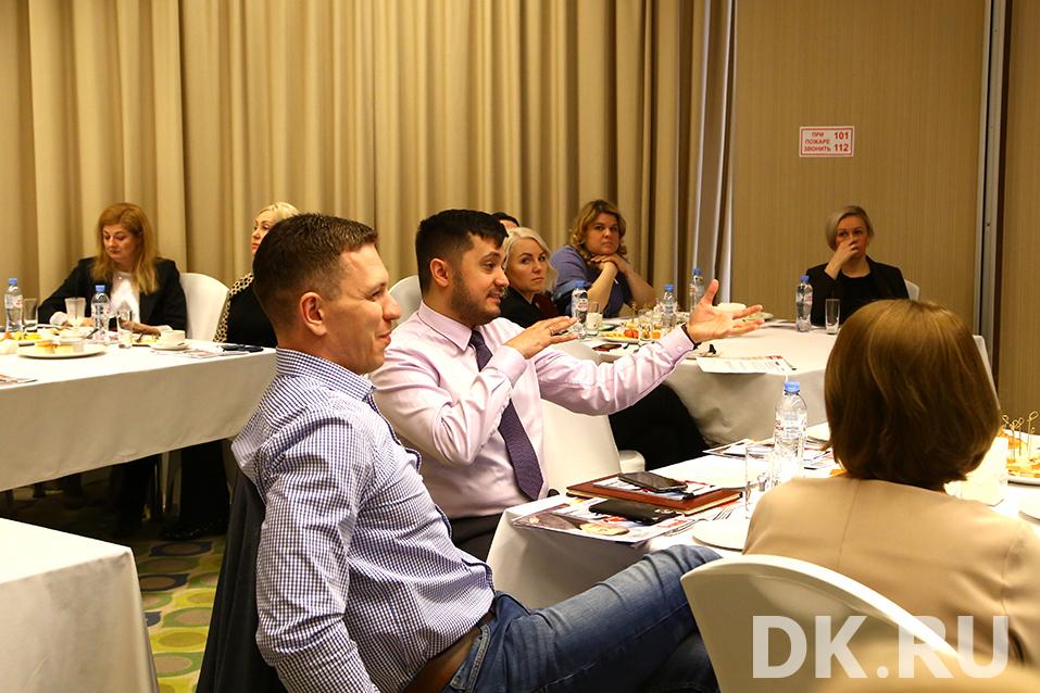 Как расти выше рынка? Лучшие кейсы и лайфхаки с майского бизнес-завтрака DK 10