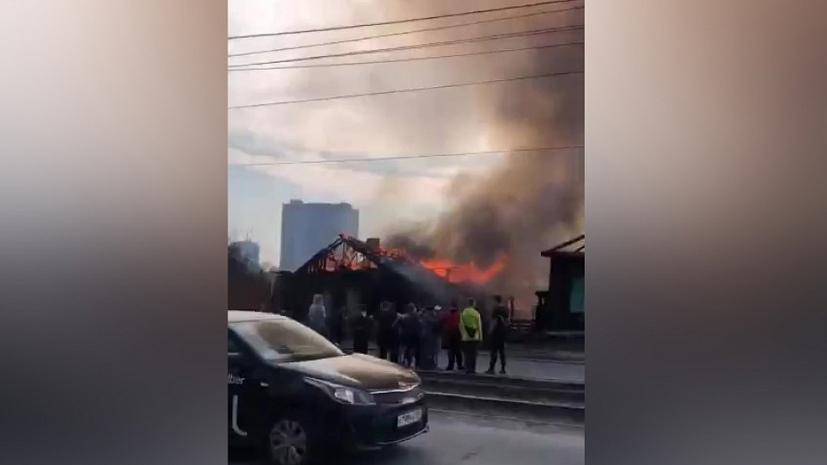55-этажный небоскреб в Челябинске: что появится вместо сгоревшего дома на Российской? 1