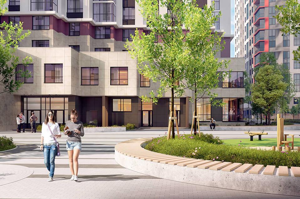 Жить в Пионерском. Как обычная городская застройка трансформируется в удобную жилую среду 2