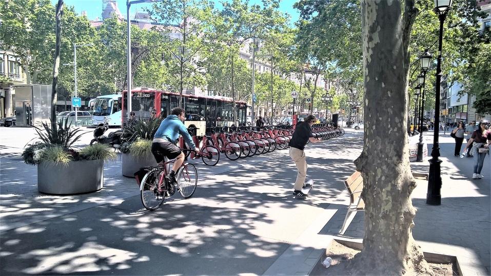 Город, люди, самокаты, велосипеды: как примирить интересы горожан? 2