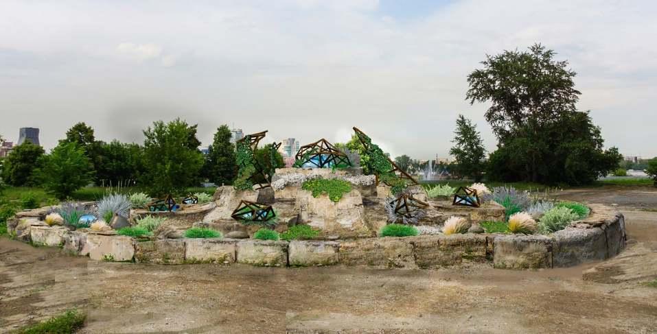 Купцы, металлурги, танки и паровозы: челябинский Сад камней украсят песчаными скульптурами 10