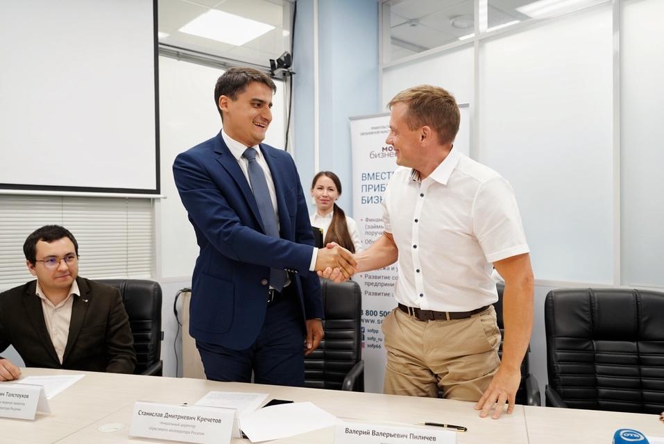 СОФПП договорился с Росатомом о совместной акселерации бизнеса 1
